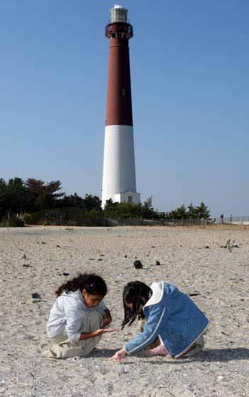 Moms Beaches Barnegat Light