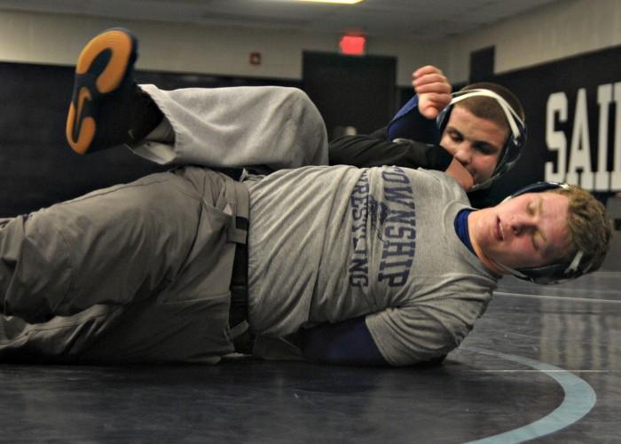 St Augustine wrestling