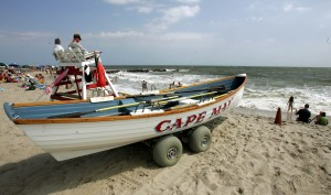 Cape May beach reopens days after sewer spill