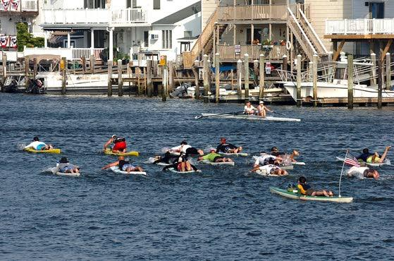 Race around Absecon Island finding more pull locally