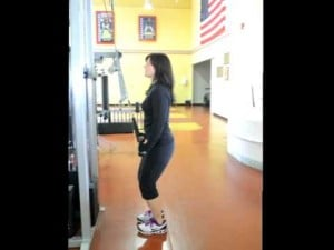Your Workout: Tricep Cable Rope Extensions (Pushdowns)