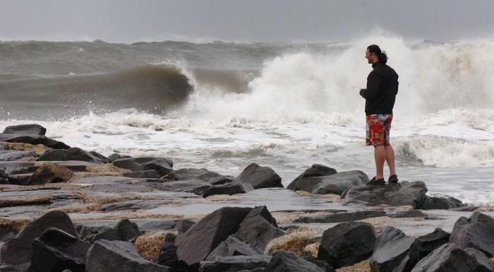 Hurricane Irene, Overblown