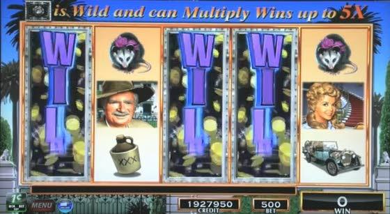 Win big on Beverly Hillbillies slot machine