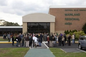 'New' Mainland Regional High School features strong science component