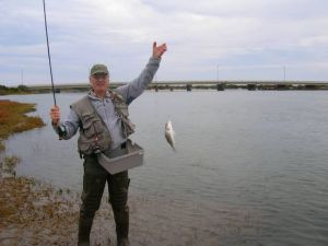 Catching fish and fighting cancer are key to this club