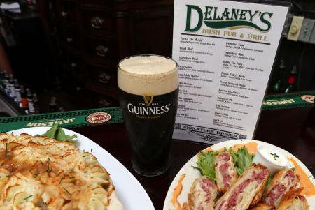 ATS Delaneys Irish Pub