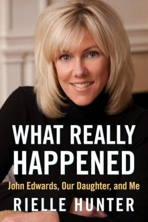 Book: Rielle Hunter's memoir details affair, aftermath