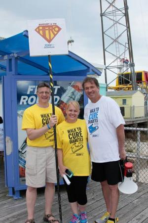 Giving Back briefs: Diabetes walk nets $120K and other news of the volunteer community