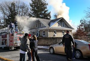 Pleasantville fire