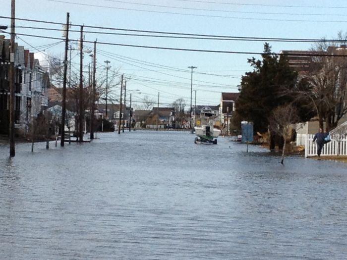 flooding oc
