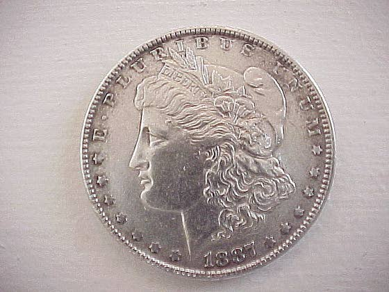 Antiques & Collectiblbes: U.S. Morgan silver dollar is a global favorite