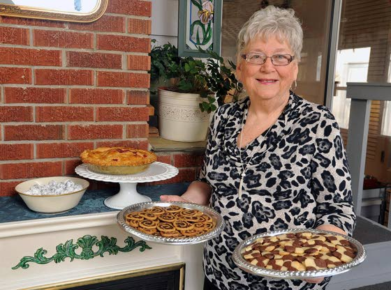 Legacy recipes: Vineland woman's family cookbook helps when it's time to bake cookies