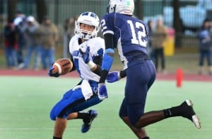 Hammonton starts strong but falls to Timber Creek in South Jersey Group III football title game