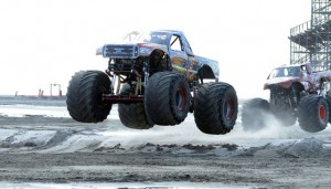 Monster Weekend in WildwoodsIsland offers everything from monster trucks to chili