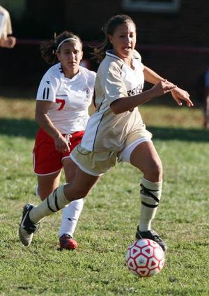 Girls soccer player of the year: Absegami's Nicole Belfonti