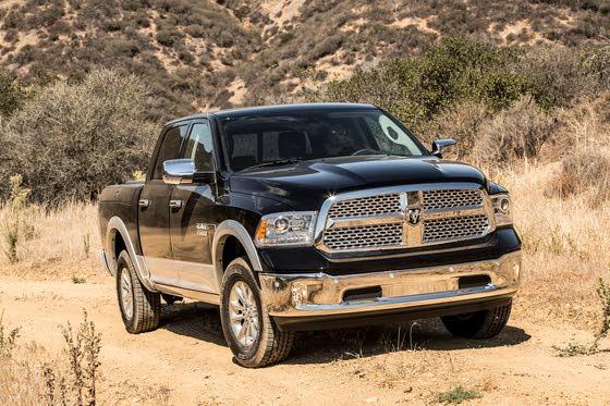 Truck First: Ram 1500 EcoDiesel