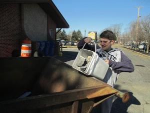 Somers Point teen's finishes Eagle Scout project with years to spare