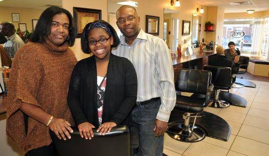 Galloway woman's hair salon off to good start in Egg Harbor City