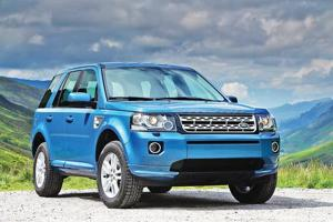 2013 LR2 Gets New Engine, Sharp Looks