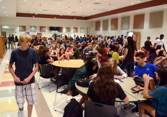 The gallery for --> Crowded High School Cafeteria Crowded High School Cafeteria
