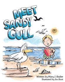 Local author: Brigantine woman writes children's book