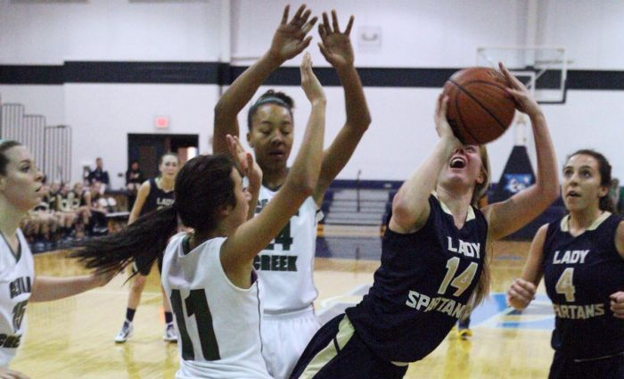 CAL Girls Basketball