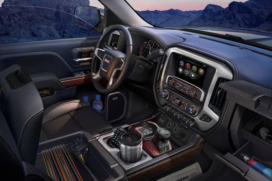2014 GMC Sierra: All-New, Updated for Upscale Buyers