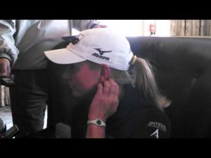 Stacy Lewis talks about winning last year's ShopRite LPGA Classic