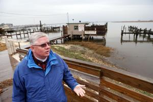 Somers Point hopes to turn its dredge spoils into bigger beach nearby