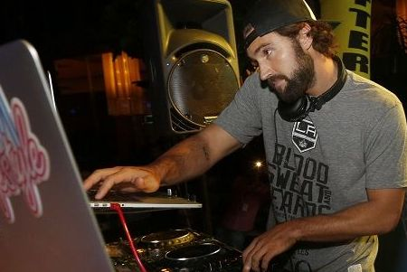 Brody Jenner performed at The Pool After Dark