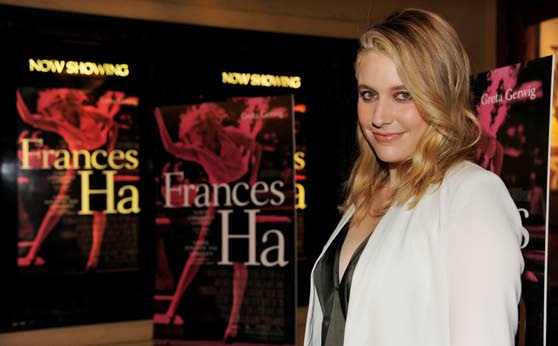 In 'Frances Ha,' a role written just for Greta Gerwig
