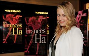 In 'Frances Ha,' a role written just for Greta Gerwig