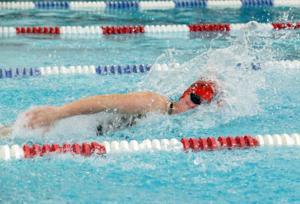 OC M Girls swim