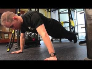 TRX Burpee