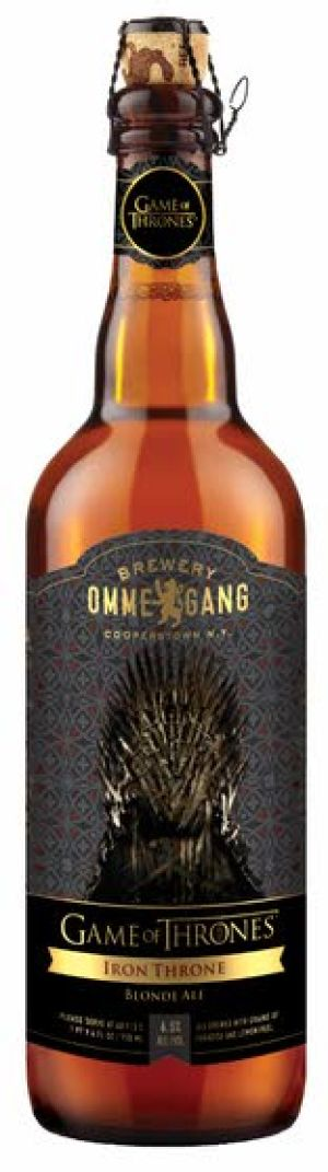 Crowd crazy for 'Game of Thrones' brew