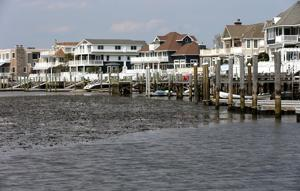 Margate exploring new location for dredged material