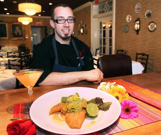 Spice it up For Cinco de MayoEbbitt Room, area eateries break out their best Latin foods