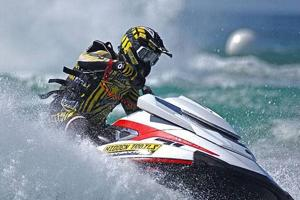 Watercross event hits A.C. at Resorts today