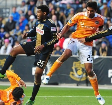 Philadelphia Union vs. Houston Dynamo