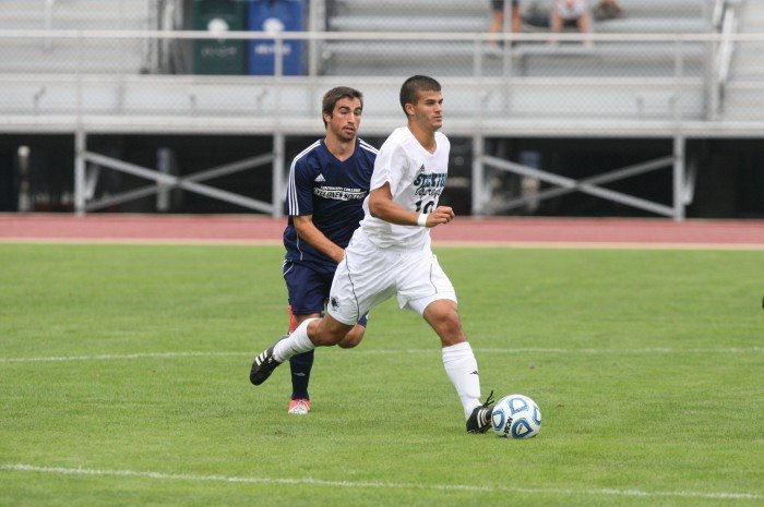 Stockton men's soccer