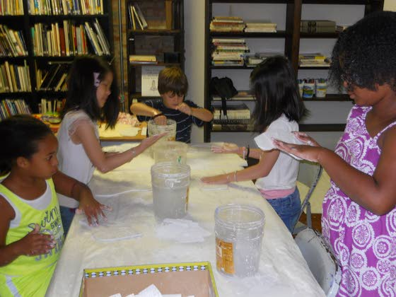 Millville art program an alternative to camp