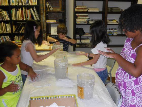 Millville art program an alternative to camp