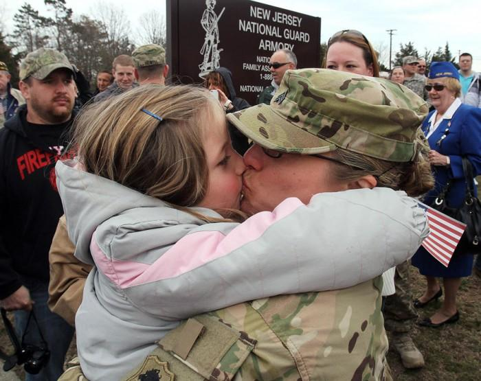 253rd Comes Home