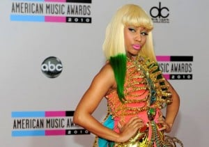 Hip-hop wonder Minaj has much to live up to