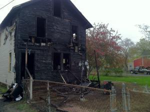 Fire damages Pleasantville home