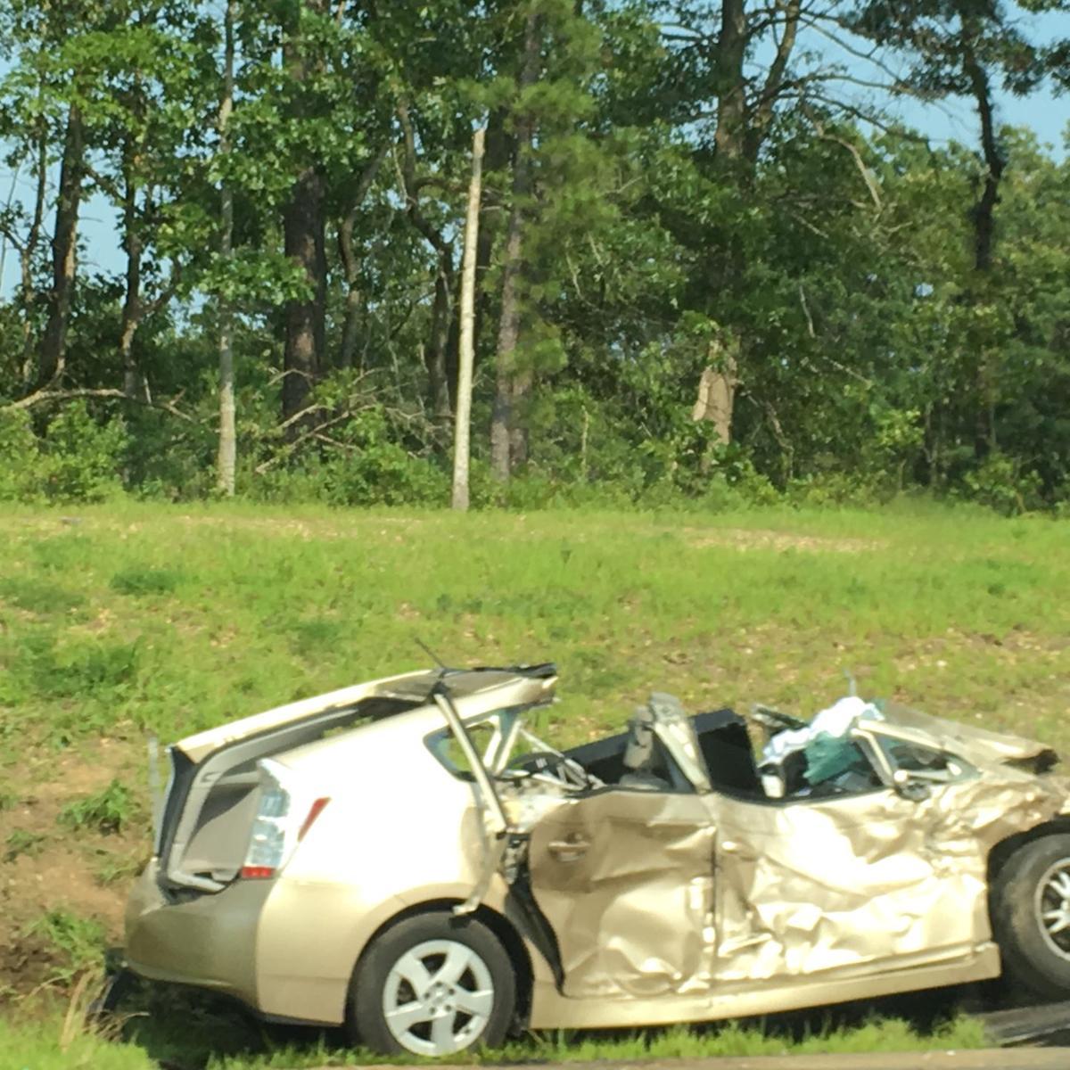Three Injured In Garden State Parkway Crash In Galloway Breaking News