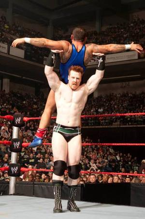 Venemous Faceoff: WWE Raw Tour pits The Viper against Sheamus in revenge bout