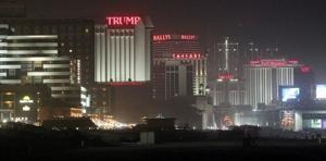 Atlantic City's skyline