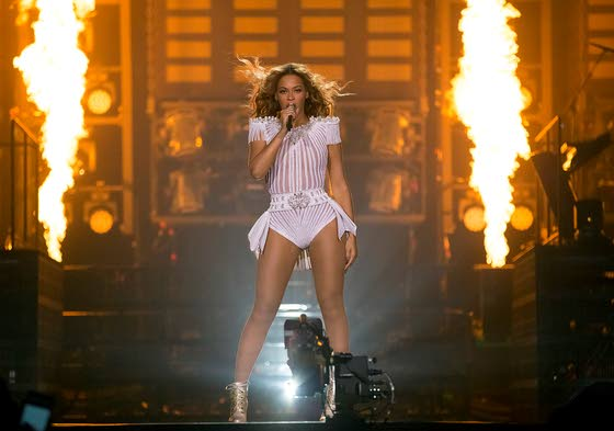 Superstar Beyonce brings Mrs. Carter Show to A.C.