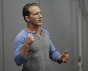 UFC star Gray Maynard to Egg Harbor Township students: Nutrition is key, not supplements